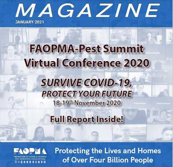 FAOPMA Magazine 2021 January