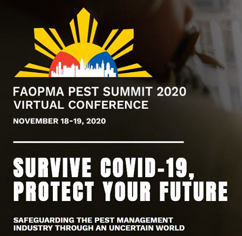 FAOPMA Pest Summit 2020